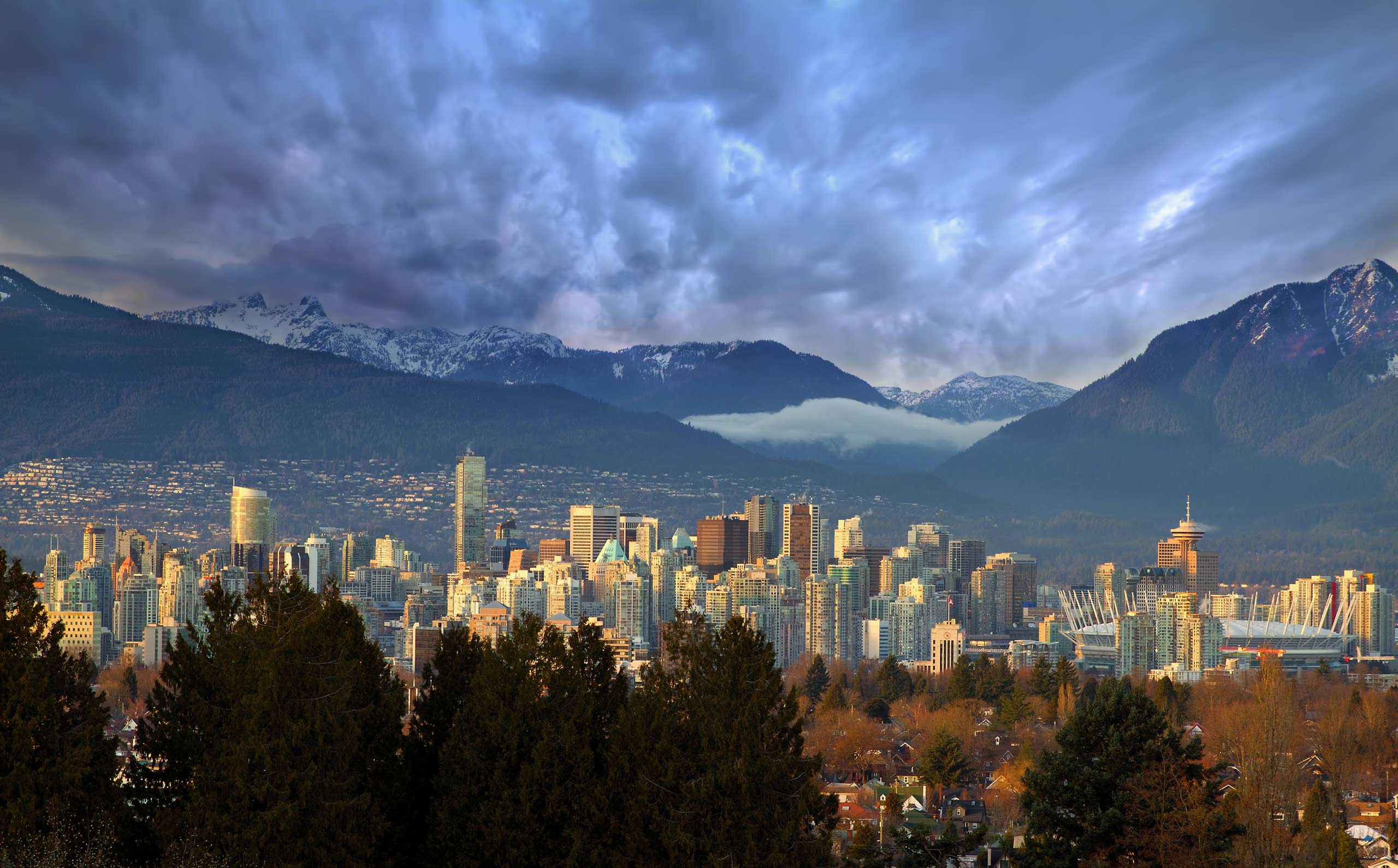 Weather Vancouver: The Weather And Climate In Vancouver